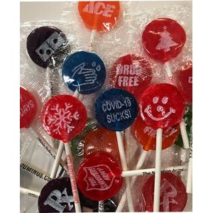 California Lollipops Imprinted